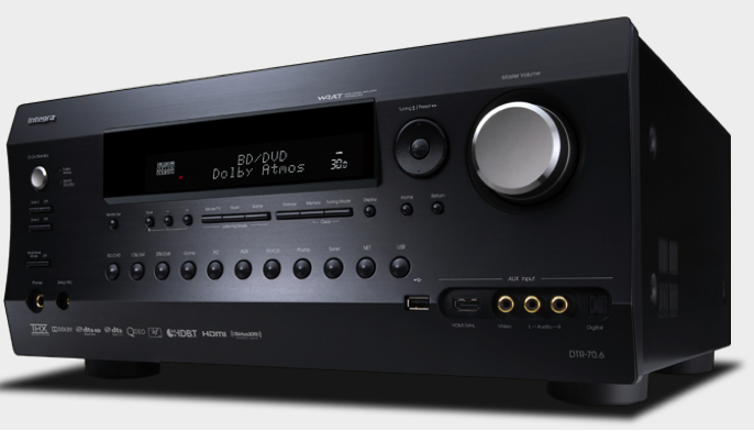 Alterman Audio AV Home Theater Receivers