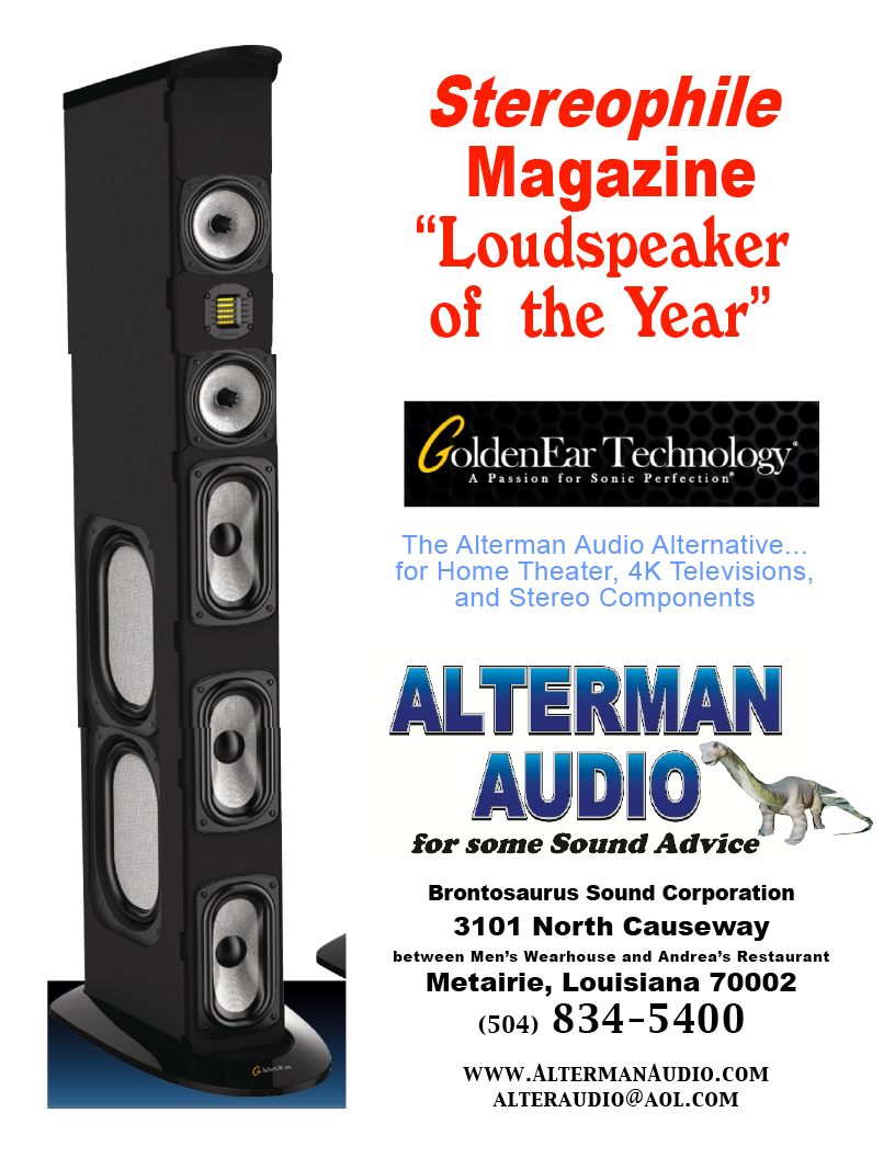 Alterman Audio For Some Sound Advice Home Subwoofer Wiring This Is The Real Muhammed Ali Making Tv Commercial